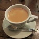クスクス ルージール - コーヒー