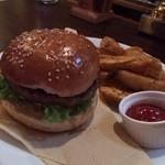 アッシュフォード - Hamburger !