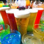 imri - 飲み放題100種類と豊富なバリエーション。