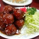 寿蘭 - 肉団子