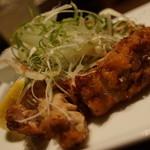旬の海鮮 シーマーケット札幌 - 鶏の唐揚げ