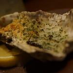 旬の海鮮 シーマーケット札幌 - 仙鳳趾産 バジルバター