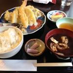 料理屋K - 天ぷら定食