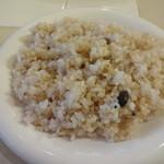 アルボッチョ - 雑穀米