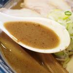 村岡屋 - サバや煮干しの香り濃厚