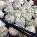 中国料理 李芳 - 飲茶三種盛り合わせ