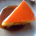 麦浪 - 栗かぼちゃのプリン