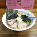 焼肉やまと - 塩ラーメン(600円)