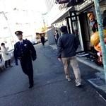 カフェ マメヒコ 宇田川町店 - デコと遭遇。思わず右の隠れ家へ