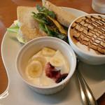CAFE SCROOGE - モーニングサンド