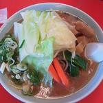 梅光軒 - 醤油野菜