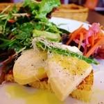 イルミオカンポ - ブリオッシュ&ミヤギシロメのパテ