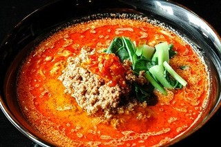 天竜担担麺店 - 地獄の担担麺