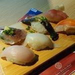 潮目の海 - 握り寿司
