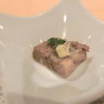 レストラン八間蔵 - アミューズのリエット