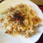 Abiantotsuto - 鶏肉とネギの和風ピラフ