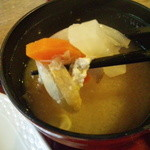 Abiantotsuto - おウチで作ったようなお味噌汁