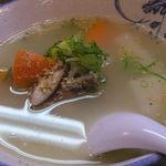 キョロちゃん - テールスープ