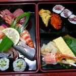 健寿司 - 料理写真:出前もお願い出来ます