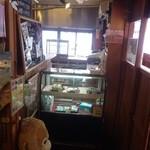 旭山動物園くらぶ 東門shop - 片隅にフード