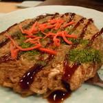 飛騨の里 - 「オムソバ ソース味 (350円)」