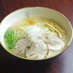 らー麺とご飯の たかぎ - 焼きあご塩らー麺