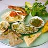 レストラン マリー - 料理写真:<オードブル>仕入れによって内容は変わるので毎回違う味が楽しめます♪