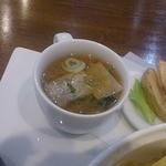 ニューバレー - スープ