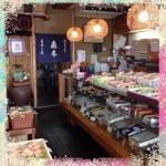 森本 - たくさんの和菓子♡