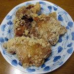 千博屋 - 唐揚げ(3個)450円