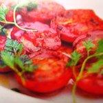頓珍館 - 焼きトマト