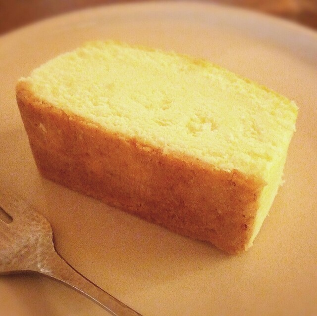 喫茶葦島 - プレーンチーズケーキ(持ち帰り用もあり)