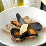 NAPOLI  - 大粒の貝をふんだんに使用!
