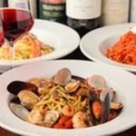 NAPOLI  - お好みで選べる5つのパスタ麺♪