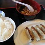 二代目正太郎 - ギョウザ定食730円