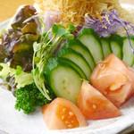 てんじん - サラダ
