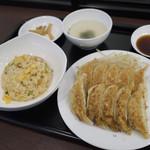 石松餃子 - まずい