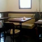 Cafe Shien - テーブル席