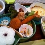 Cafe Shien - おべんとう豆