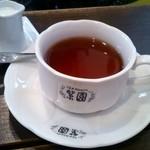 Cafe Shien - ミルクティー