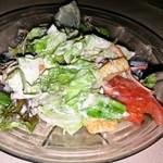 シーサイドリストランテ - サラダ