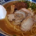 中華レストラン悟空 - 肉みそラーメン大盛り(780円)
