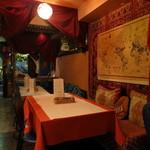 モロッコ料理カサブランカ - 店内 3