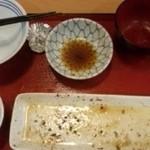 関緑ヶ丘食堂 - 完食!ごちそうさまでした。