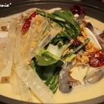 銀座ダイニング RONTAN - ■『美食同源』薬膳火鍋