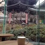 スターバックス・コーヒー - 2014年1月冬の六角堂も良いですね♪