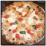 ポンテルンゴ - ランチのピッツァ