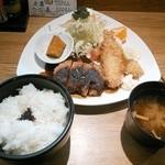 よし晴 - 日替わりランチ850円