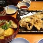 朝獲れ鮮魚 魚鮮水産 -
