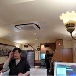 香港亭 - 店内